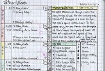 ● journaling/planners ● / by Leah Malstrom