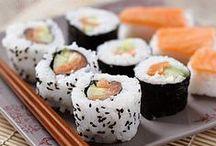 Sushi / by Shaun Smith