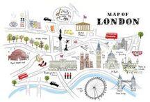 London / by Lauren Adamson