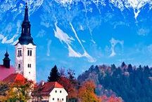 Travel Europe / From cobbled roads slick with rain, to azure coastlines heated by the mid-day sun - #Europe is a land of polarities begging to be explored. Whether the day is spent romancing in #Italy 's ancient vineyards or becoming spellbound by #Germany 's bohemian allure, Europe tantalizes the senses and leaves travellers forever dreaming of their next visit. http://www.intrepidtravel.com/europe