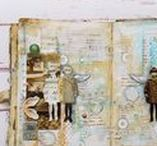 Altered Books with Lindy's / Create amazing altered books using products from Lindy's