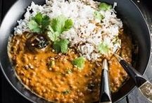 Vegetarian Recipes / Prepare easy and healthy vegetarian meals for the whole familly with these simple recipes. Lunch or Dinner - anytime is great.