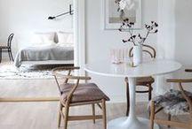 Scandinavian bedroom interior decor ideas