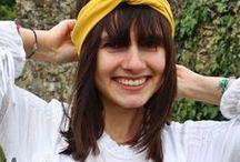 Accessoires cheveux / Mettez du fun dans votre chevelure avec des accessoires faits-main 100% made in France.
