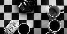 coffee and cigarettes / Level 2 Art