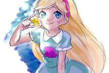 Stars princess