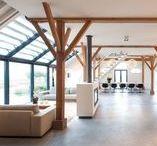 portfolio Chris Burghard >>> renovatie woonboerderij