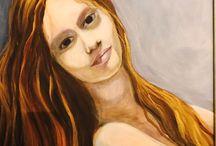 Paintings / My acrylic paintings