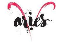 ÁRIES / Tem sobre Áries que é meu signo mas também tem um pouco sobre os outros signos