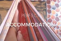 Perfect accommodation / Wonderful places to spend the night. Perfect accommodation. Extraordinary and fun places to sleep