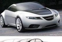 SAAB / SAAB cars / samochody SAAB
