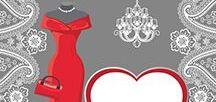 VESTIDOS DE FIESTA / Colecciones de fiesta de diseñadores nacionales que destacan por su glamour, elegancia y calidad. Patricia Avendaño, Nacho Bueno, Couture Club....