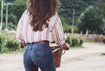 Summer Fashion  / Miss summer