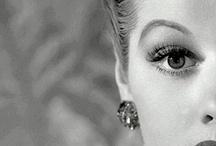 Vintage Style / Vintage Film Star Love / by Gayla Whitfield