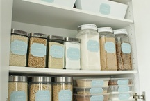 Organizing / Organizing and storage ideas for all areas of the home.