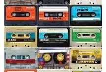 Blast from the Past / You know you grew up in the 80's if . . . . . . any of this looks familiar!  Mix tapes, arcade games, acid washed denim, and MTV!