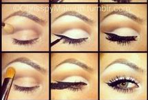 Beauty Tips  / Make-up, Hair, Nails, etc... / by Ruby P