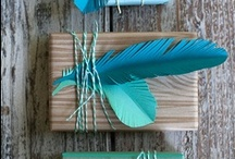 DIY Gifts& Wrapping / by Melanie ☂