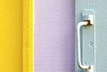colors pour s'inspirer et combiner! / la couleur c'est la vie !