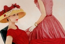 Timeless Fashion / Could anything be more elegant than the fashion pages of the 50's and 60's. / by Karen in VA