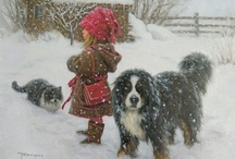 let it snow ...  / by Karen in VA