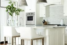 Kitchens / by Carly @ Hunted Home