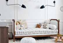 Babies & Kids / Nurseries kid rooms kid baby products inspiration  / by Carly @ Hunted Home