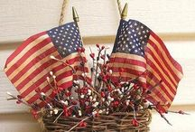 Other Holidays / Christmas is THE holiday ... but we also have Easter, July 4th, Thanksgiving, Valentines Day .. Memorial Day too / by Karen in VA