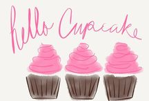 { cupcakes & wrappers } / by { erin davis }