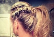Hairstyles to Try / by Palm Beach Tan