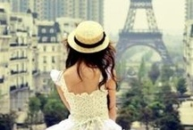 tres' magnifique! / Paris, France and all things French