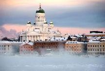 Beautiful Helsinki, Finland