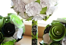 Wedding Decor/Bouquets / Rockabilly Star Wars decor and bouquet ideas