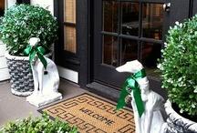 Front Doors - Shut The Front Door! / Entrance Doors / by Gayla Whitfield
