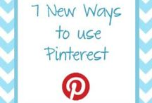 Social Media - Pinterest / all things pinteresting / by Gayla Whitfield