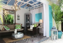 Interiores con color [] Interiors in colours / El color es vida [] Colourful interiors