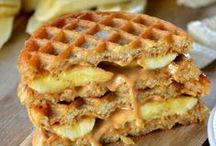 Waffle Irons & Recipes / waffle / by Sharon Marie, SME