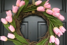 Crafts - Wreaths / Wreaths for all seasons and occasions.