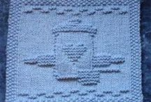 Knitted Cloths / by Sharon Marie, SME