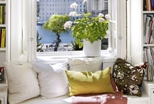 Window seats and nooks