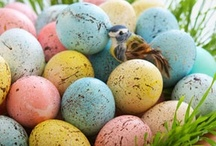 Holidays - Easter / Easter crafts and decorating ideas.