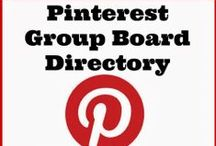 Blog Tips Community Board / Pin ANY blog info, tips, and tricks here (DOESN'T NEED TO BE YOUR OWN). Please limit pins to 5 at a time - spammers will be removed. To be invited to this board: 1.Follow The Pin Junkie on Pinterest (not just the board you want to pin to) 2.Email The Pin Junkie from the account that is connected with your Pinterest account and let me know which board you want to join. 3.Include PINTEREST BOARD INVITE in the email subject line. 4.Send email to pingroupboards{at}gmail{dot}com