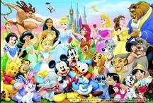 Disney / by Danielle Ingram