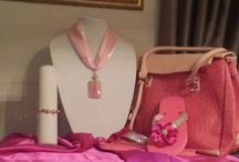 Pink Style / Your Pink fashion, you can wear it plain or mix it up.