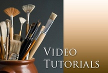 Art - Ed & Tutorials / by Gayla Whitfield