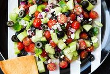 Recipes - Salads / Salad recipes