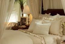Tuck Me In ...  /  bedrooms to dream in ...  / by Karen in VA