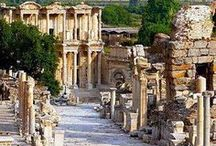 The Ancient World / Ancient architecture, history, & relics! Please do not post more than 3-4 pins/day, repeat post, or advertise. Feel free to re-pin as much as you like! Thank you :)