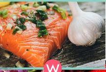 Gesunde Ernährung ♥ / Wir zeigen dir viele gesunde Rezepte und präsentieren dir Lebensmittel, deren gesunde Wirkung dir bisher vielleicht gar nicht bekannt war.