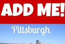 *::*Pittsburgh Foodies*::* / Post anything related to food, drinks, restaurants, and cooking in the 'Burgh! Feel free to invite any other Pittsburgh Foodies that have great pins to share! Comment ADD ME on one of the pins if you would like to be invited to this group. KimDenne@aol.com